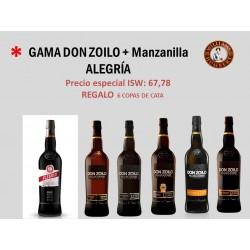 GAMA DON ZOILO +ALEGRIA