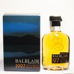 BALBLAIR VINTAGE 2002
